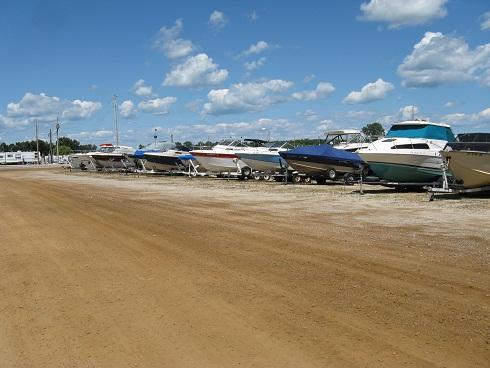 dry dock area